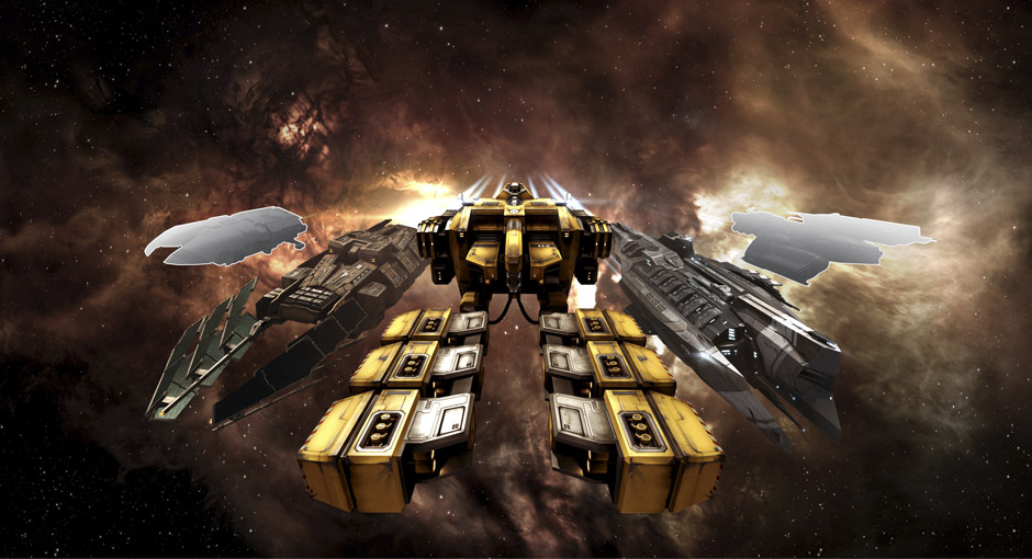 EVE Online: Retribution, coming this December