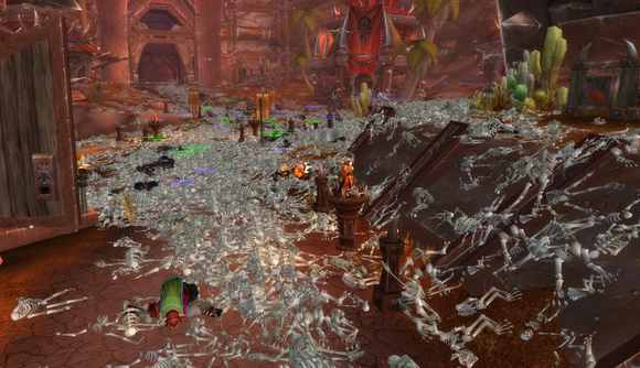 World of Warcraft suffers major hack attack.