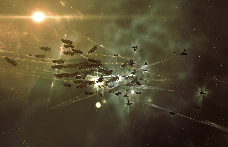 EVE Online:  Dev Vlog for retribution expansion