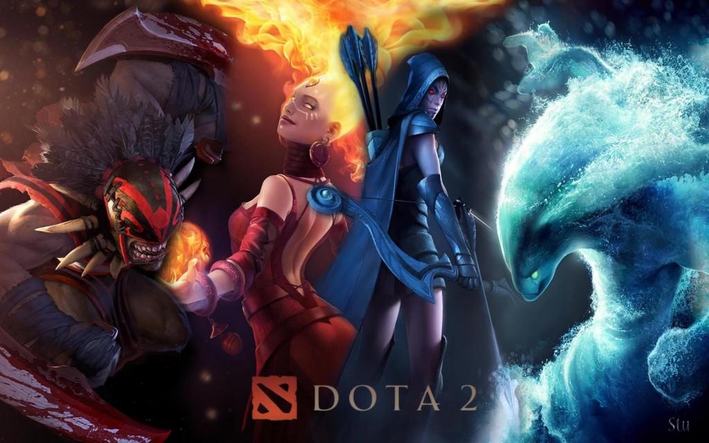 Imagens De Dota 2: Valve And Nexon To Bring DOTA2 To Korea And Japan
