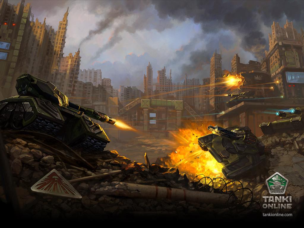 Tanki Online at Gamescom